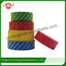 Professional made custom made waterproof bopp adhesive tape