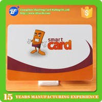 MIFARE(R) S50 chip card for member card with point correction price