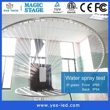 waterproof IP65 and SMD P6.25 outdoor rental led display screen