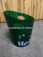 plastic ice bucket ,ps bucket