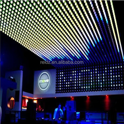 smart flash led pixel dot lighting video words photos