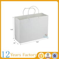 custom printed boutique kraft paper bag hs code