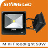 aluminum body meterial IP65 led flood light 50W with Meanwell driver