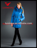 Latest Real Fur High Quality Winter Shiny Fashion wholesaler jackets american football