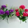 plastic carnation flower bulk cheap wholesale artificial flower