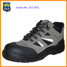Industrial steel toe and steel plate, stylish safety shoes