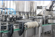 Automatic Aluminum Foil Milk Filling and Sealing Combined Equipment 3 in 1