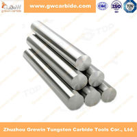 330L HRC55 tungsten carbide tubes for non-ferrous precision cutting and wood cutting
