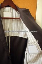 cómodo medio traje de lienzo / traje de verano