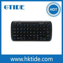 Bluetooth Qwerty Mini Keyboard And Power Bank For Iphone 6 Plus With 54 Keys