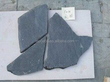 Competitive and high quality irregular rusty slate tile for selling