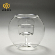 Heat Resistant Glass tealight Candle Holder wholesale