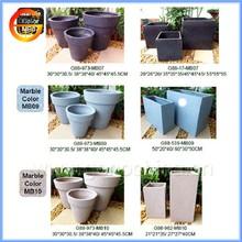 Popular planter, artificial flower pot