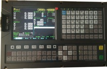 cheap similar as syntec CNC controller 3 axis CNC milling turning center