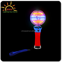 new products for 2016 spinning light wand, light up spinning light wand, light up fairy wand