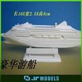 Plástico carro tanque en miniatura modelo de nave para local exposición