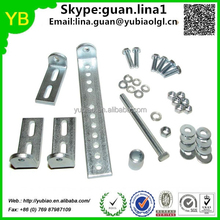 OEM small l brackets,decorative l brackets,hardware products made in china