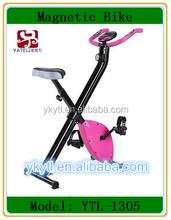 Gym Folding Fitness Equipment&Indoor Elliptical Bike&Bicycle Cross Trainer