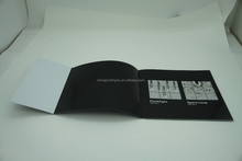 Flash light booklet custom printing from China DXC0323-03