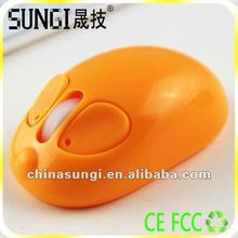 Cute Animal Shaped Computer Mouse Cheap Wireless Accessories