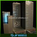 los modelos de arquitectura de los edificios deinterés