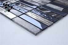 SMJ09 Square Ceramic mosaic Art Works Mosiac tile swimming pool tile
