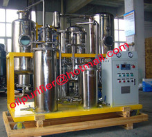 2015 Hot Sale Hydraulic Oil Purification Unit for themoelectric generator,Oil Recycling machine stainless steel