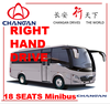 CHANGAN brand new toyota coaster bus for sale price