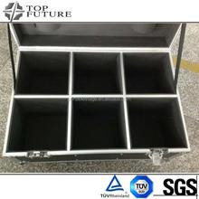 Newest unique aluminum led lighting display demo case