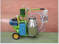 reasonable price hot selling promotion single bucket female milking machine