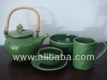 Ceramic Coffee and Tea Set