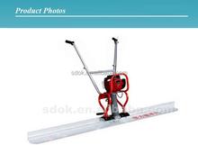 Hot selling automatic walking concrete concrete leveling ruler construction machine