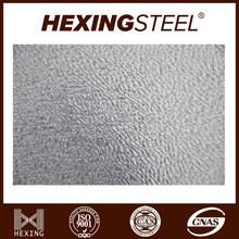 Top brand steel manufacturing embossed steel sheet metal