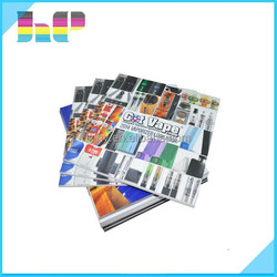 high quality colorful fashional printing magazine with variety in chian factory