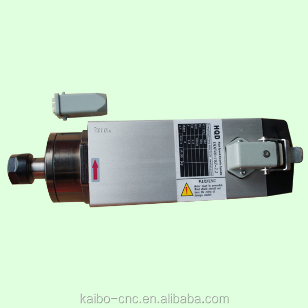 5500w 24000rpm Ws 5500 Ac Spindle Motors From Jinan