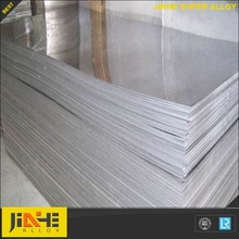 corrosion resistance nickel Inconel Alloy 625 for sheet