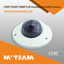 AHD surveillance equipment with CE FCC Rohs 1080P 2.0MP vandalproof CCTV camera factory wholesale MVT-AH35N