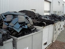 UNVULCANIZED RUBBER SCRAP