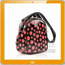Dot fashionable school backpack