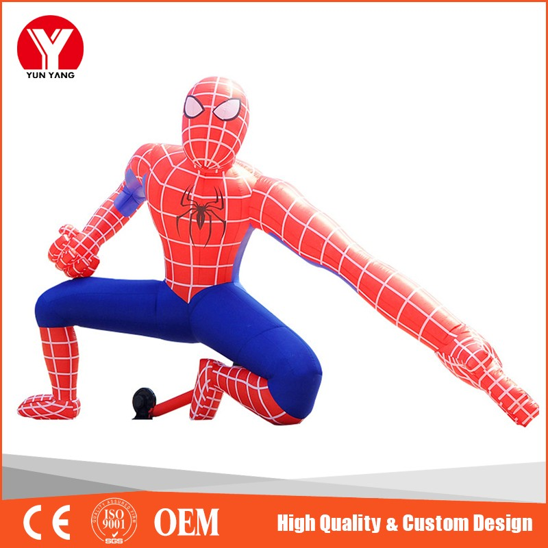 inflatable spiderman 46