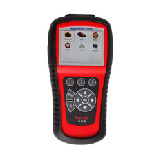 Autel MaxiDiag Elite MD802 md 802 All System OBD2 Scanner Auto Tool Diagnose Engine Transmission ABS Airbag