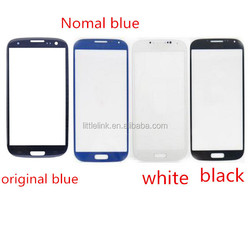 OEM Front Outer Glass Lens Screen Digitizer For Samsung Galaxy S4 I9500 Touch Screen Cover