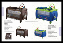 iron baby crib for european standard EN716