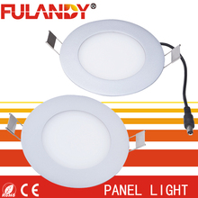 8 inch 2835SMD round dimmable 100w led panel lighting
