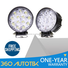 Wholesale Spot/flood Watrproof 39w Led Work Light Car,Truck,Bus,Tank,Jeep,Boat,4x4,Suv,4wd 10-30v Offroad Light