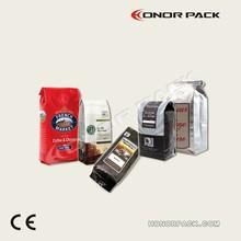 Coffee Powder, Granule, Bean Packaging Bags With Valve