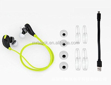 2015 best price sports cordless bluetooth headset for Iphone 6s for Samsung NOTE 5