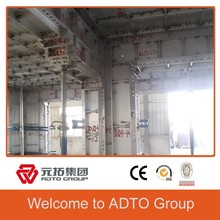 ADTO GROUP Fast & Easy Assembled formwork aluminium beams concrete formwork board Made in China