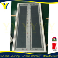 Manufacture of double and triple glass Plastic glass window