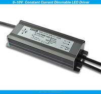waterproof ip67 100w 0-10V pwm dimming constant current led driver with five years warranty 1400ma